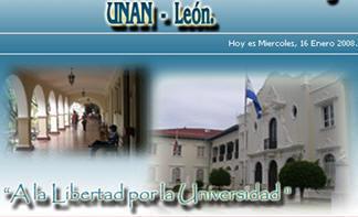 UNAN LEON