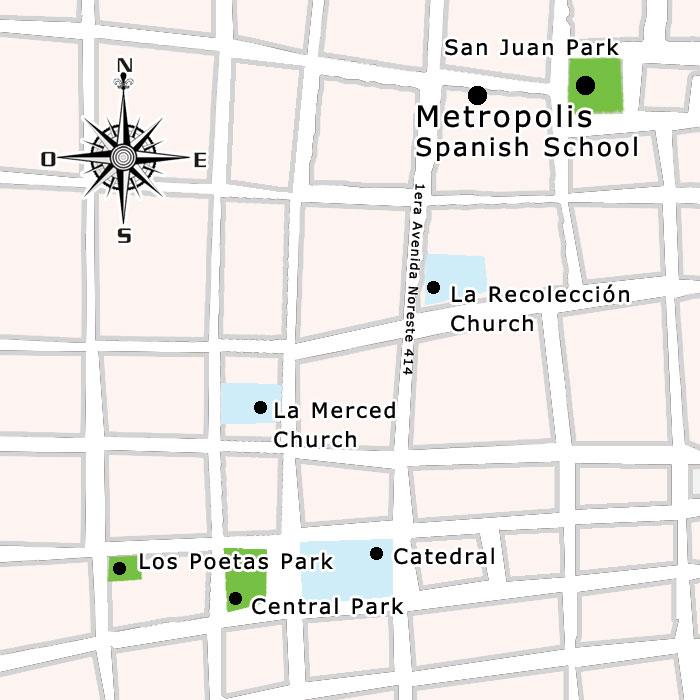 metropolis-mapa
